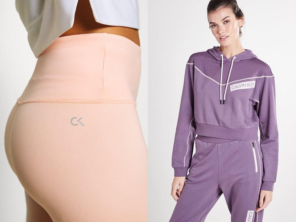 ubrania sportowe Calvin Klein