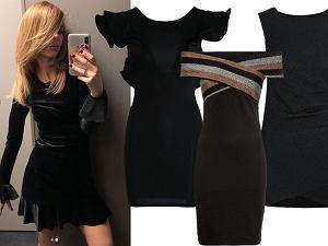 mała czarna sukienka / mat. partnera / www.instagram.com/paulinasykutjezyna/