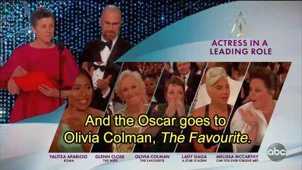 Glenn Close - Oscary 2019