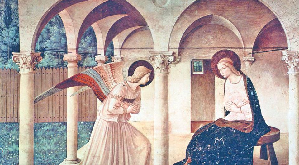 Zwiastowanie Maryi