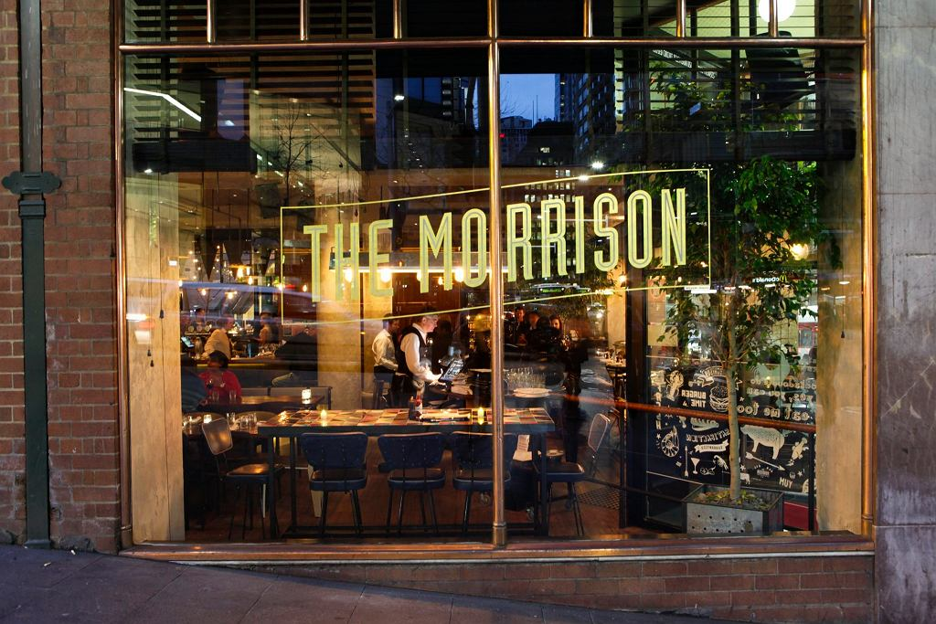 The Morrison w Sydney
