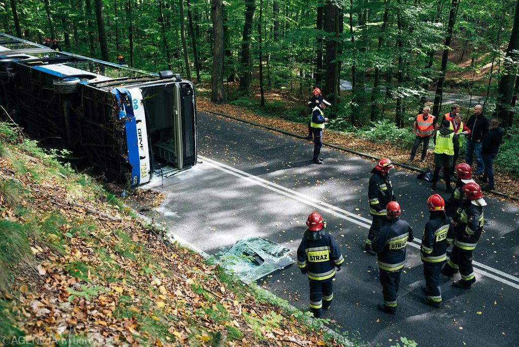 Podlaskie Ciąża 13 Latki Wyszła Na Jaw Po Wypadku Autobusu