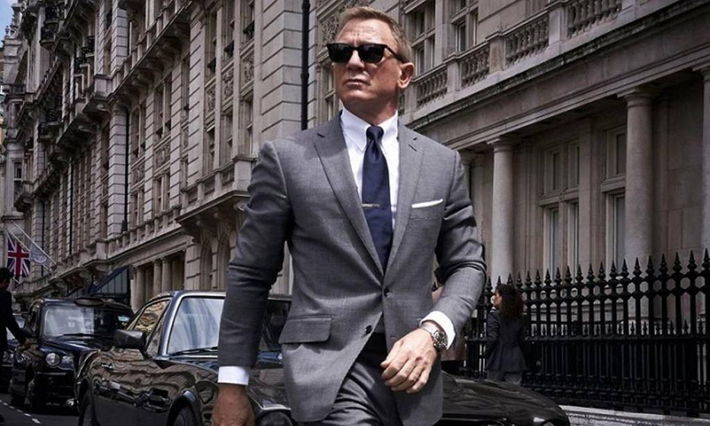 Daniel Craig w filmie 'Nie czas umierać'