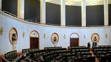 Katowice, sala Sejmu Śląskiego