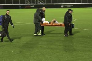 Oficjalnie: Jest diagnoza kontuzji Krystiana Bielika. Lekarz kadry wskazał termin powrotu