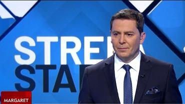 Prowadzący program Michał Adamczyk.