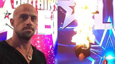 Dramatyczny wypadek na planie 'America's Got Talent Extreme'. Uczestnik w stanie krytycznym trafił do szpitala