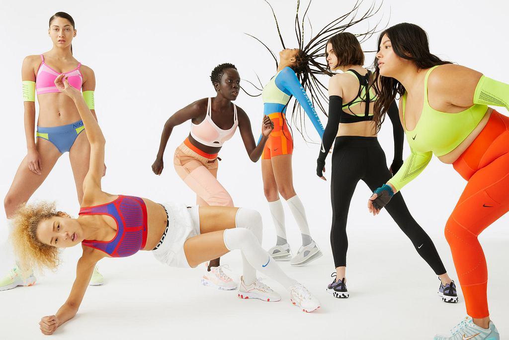 Rewolucyjny stanik sportowy Nike