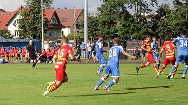 Jagiellonia Białystok kontra Dynamo Brześć z Białorusi. Mecz w Sokółce