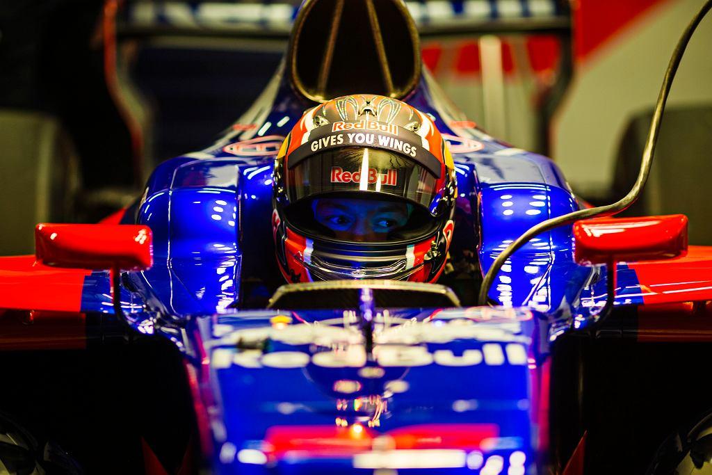 STR12 - tak się nazywa nowa maszyna stajni Toro Rosso