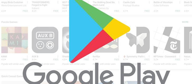 Google Play usunął 25 aplikacji kradnących hasła. Sprawdź, czy ich nie masz