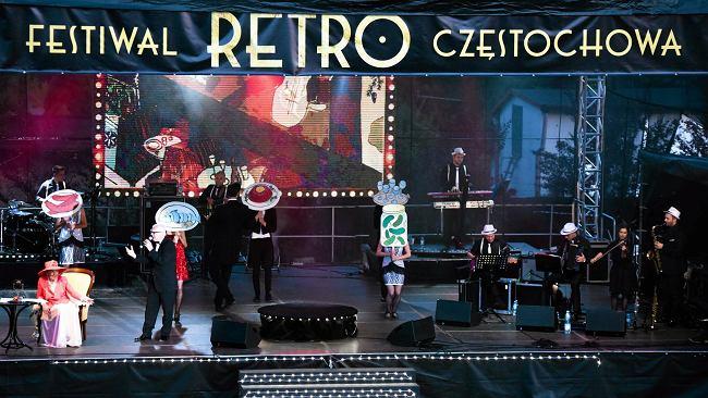 """Festiwal Retro Częstochowa. Zaśpiewają """"Cicha woda brzegi rwie"""" i """"Pamiętasz, była jesień"""""""