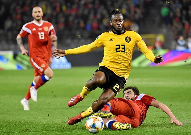 4493451aa86f Grali w naszej grupie eliminacji Euro 2020. Nie jesteśmy liderem! Belgowie  wygrali w hicie