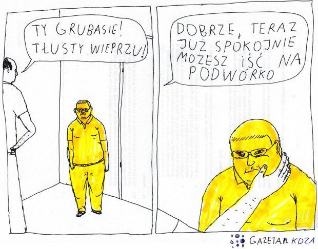 Koza dla Gazeta.pl [15] -  - Rys. Janek Koza