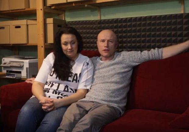 Julia i Grzegorz Kopala