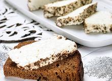 Biały ser ziołowy - ugotuj