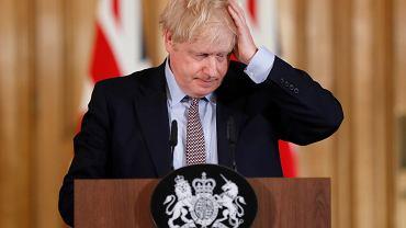 Wielka Brytania. Boris Johnson złamał obostrzenia? Kontrowersje wokół przejażdżki rowerowej (zdjęcie ilustracyjne)