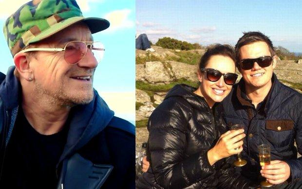Bono i zakochani: Fiona O'Hehir i Cliff Henry