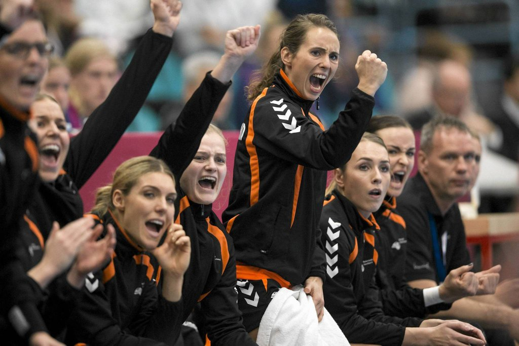 Holenderki cieszą się z awansu do półfinału