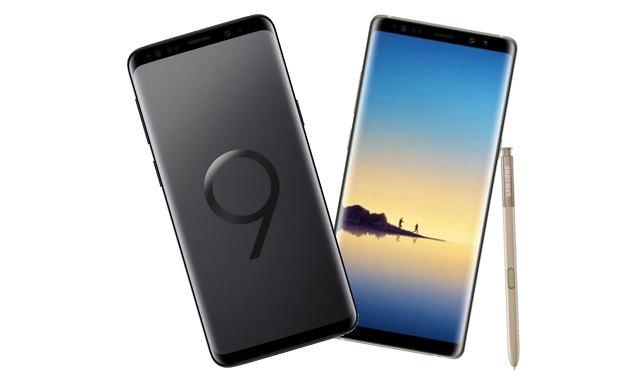 Galaxy S i Note