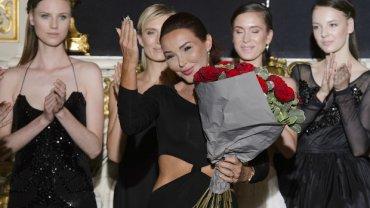Eva Minge Couture jesień-zima 2015 - pokaz w hotelu Shangri-La
