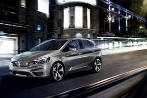 Salon Paryż 2012 | BMW Concept Active Tourer