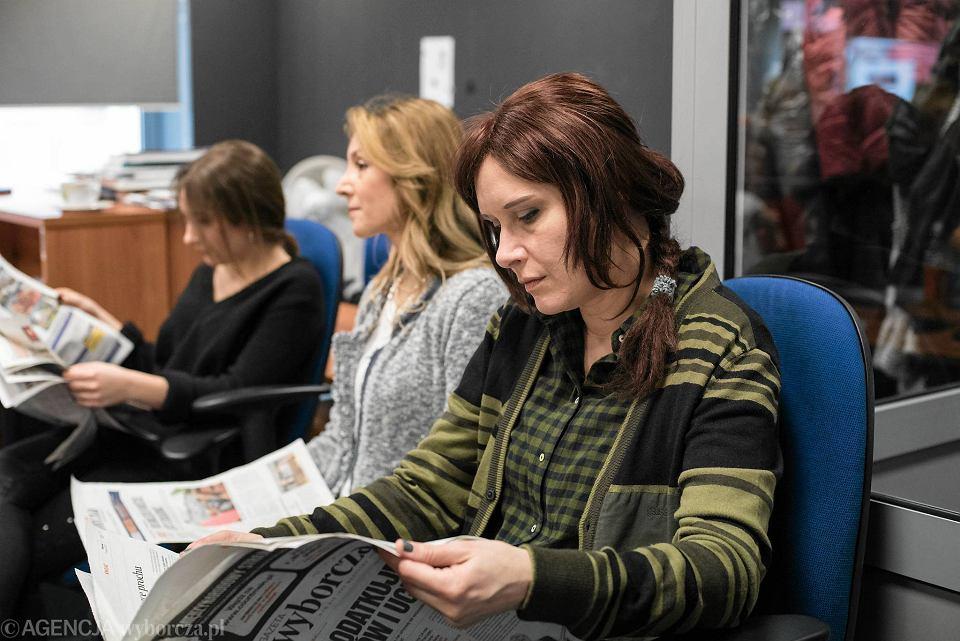 Dziś redakcję wrocławskiej 'Wyborczej' przejęły kobiety