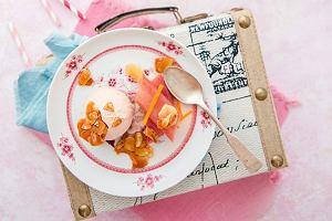 Rabarbarowe przysmaki - ciasta, desery i sosy
