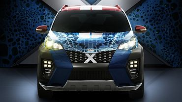Kia Sportage X-Men