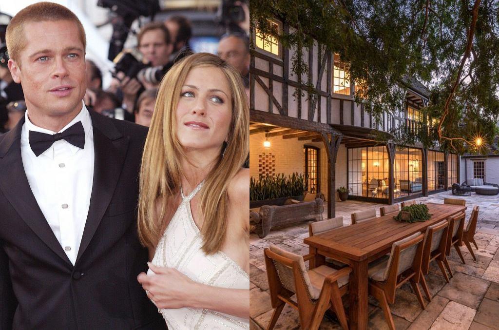 Były dom Brada Pitta i Jennifer Aniston