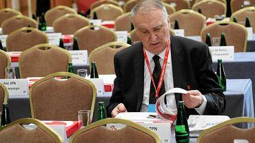 Ryszard Niemiec, prezes Małopolskiego Związku Piłki Nożnej