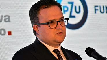 Michał Krupiński prezes PZU