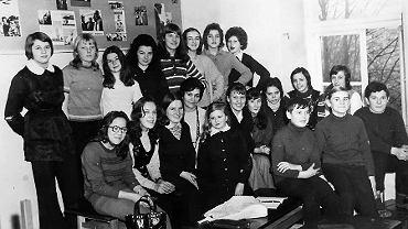 1974 r., Szkoła Podstawowa nr 6, klasa autorki tekstu - VIIIa