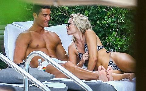 Cristiano Ronaldo ma nową dziewczynę... modelkę fitness!