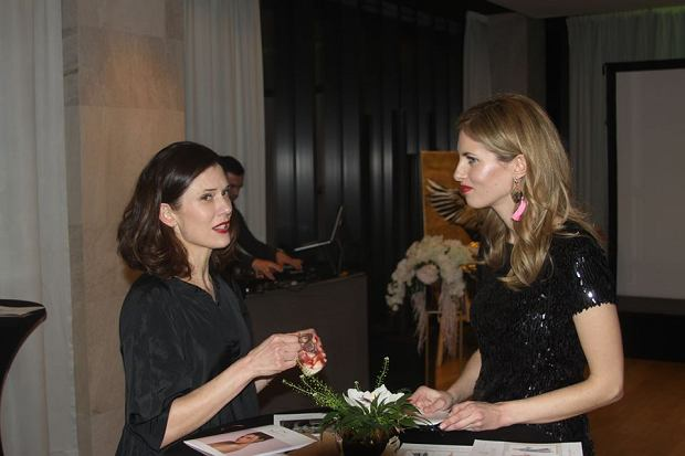 Joanna Sydor i Aleksandra Prykowska