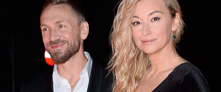 Wojciechowska i Kossakowski są małżeństwem? Na palcu podróżniczki pojawiła się obrączka
