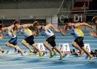 Lekkoatletyka. Adrian Wesela i Klaudia Adamek najlepsi w Polsce w sprintach