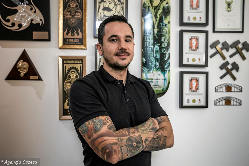 Mistrz Japońskiego Tatuażu To Już Nie Jest Wyraz Buntu