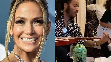 Jennifer Lopez zbliża się do Lenny'ego Kravitza