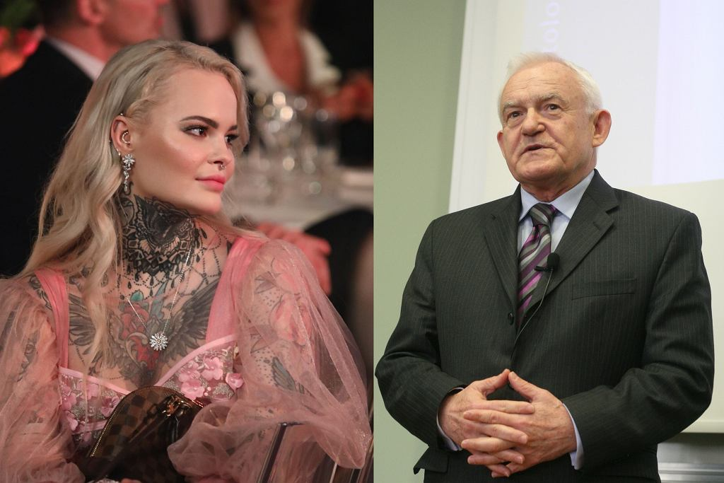 Monika i Leszek Millerowie