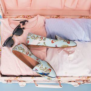 Dobrze przemyślana zawartość bagażu i odpowiednio poskładane rzeczy - to dwie najważniejsze zasady kompaktowego pakowania walizki