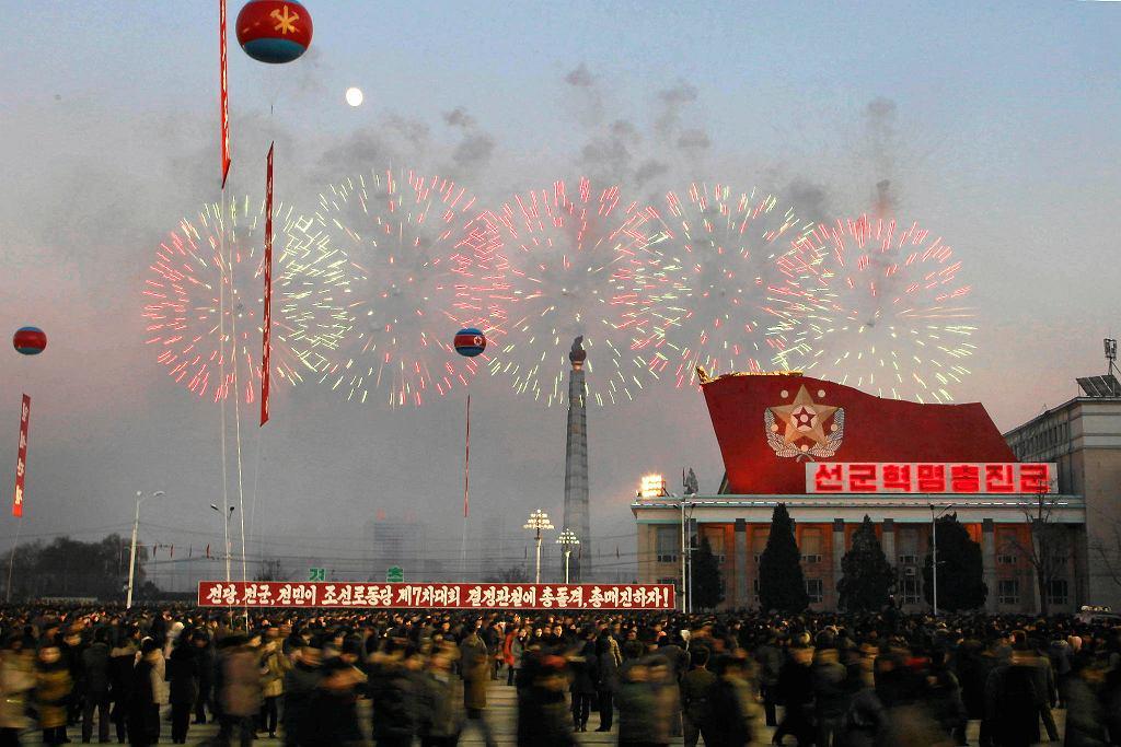 Korea Północna świętuje dołączenie do 'mocarstw atomowych'