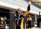 Skąd Robert Kubica będzie miał budżet na starty w F1