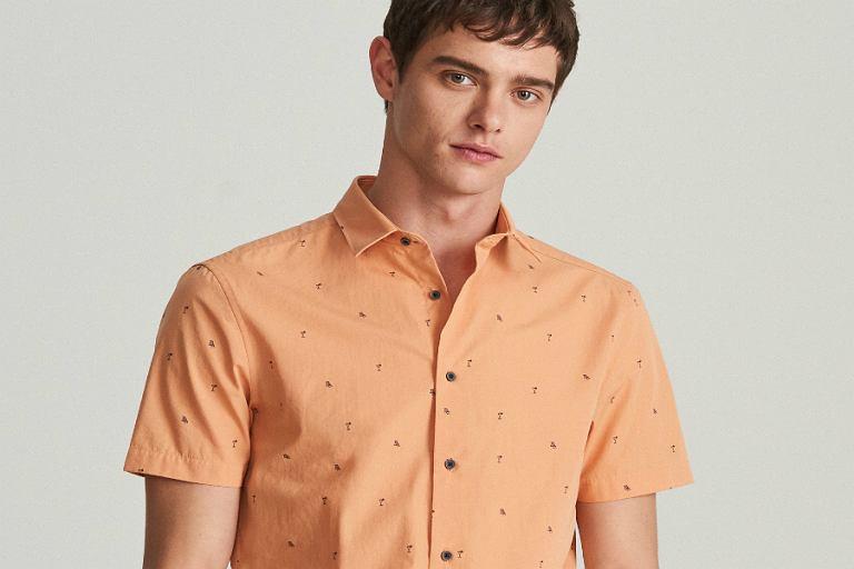 2686aecd2c Koszule z krótkim rękawem  doskonały wybór na cieplejsze dni. Niskie ceny i  znane marki!