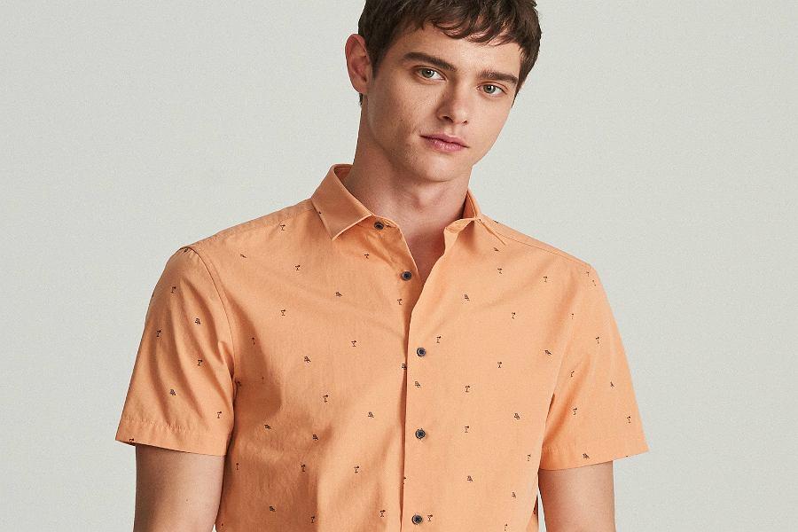 koszule z krótkim rękawem