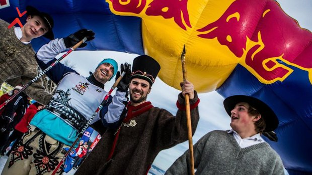 Red Bull Bieg Zbójników 2015