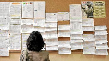 W czarnym scenariuszu bezrobocie może wzrosnąć do kilkunastu procent