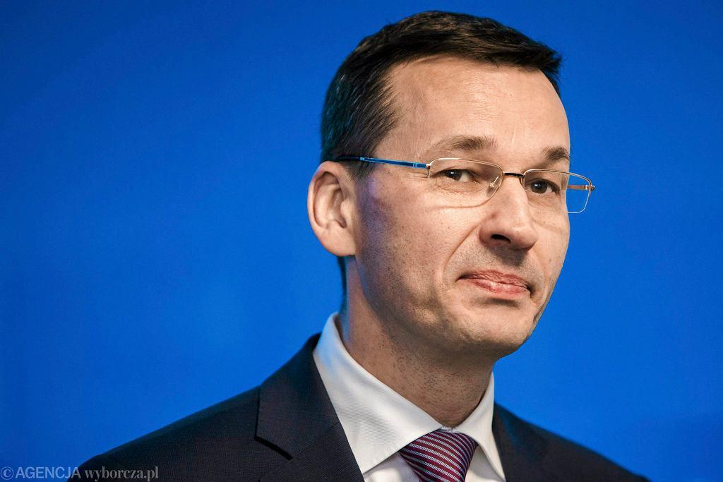 Nowy premier Mateusz Morawiecki