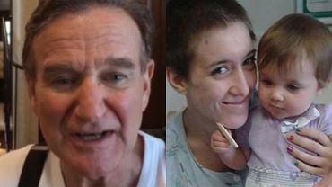 Robin Williams, Vivian Waller