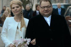 Ślub Ryszarda Kalisza